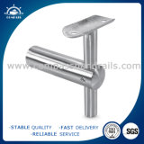 Corchete apropiado de la barandilla de la barandilla de la escalera del pasamano de la escalera del acero inoxidable