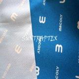 150d полиэстер Оксфорд ткань для печати с логотипом сумки внутренней панели боковины