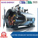 水平の電気暖房の熱湯ボイラー