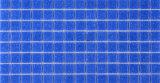 工場棒のための新しいデザイン日本市場の青いガラスモザイク