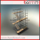 Materiale da costruzione dell'armatura tubolare