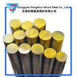 Barra plástica de Rod do aço do aço P20+Ni 1.2738 do molde