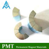 N42uh à un aimant permanent avec du matériau magnétique de praséodyme de néodyme