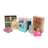 BSCI Audit Paper Gift Bags Package Bag
