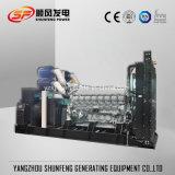 三菱エンジンのブラシレス交流発電機との540kw電力ディーゼルGenset