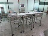 Contrôle du convoyeur peseur en ligne pour l'emballage de la machinerie de l'industrie de la machine