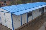 Camera prefabbricata galvanizzata della costruzione prefabbricata modulare del blocco per grafici d'acciaio