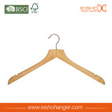 Flat Top entaillé Shirt Hanger (MC034)