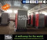 Wellcamp pré-fabricou o toalete móvel do Prefab do toalete das unidades FRP do toalete ao ar livre