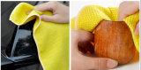 Microfiber Kontlerの台所クリーニングのための大きい真珠タオル