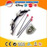cadeau de promotion de vente chaude avec arc et flèche jouet en plastique