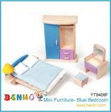 Mini Möbel-Blaues Schlafzimmer (YT9409F)