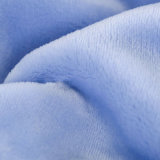 صنع وفقا لطلب الزّبون مصنع بالجملة فائقة ليّنة [ميكروفيبر] مرجان صوف رمي غطاء