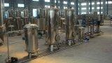 4T/H Filtro de arena de sílice para el equipo de tratamiento de agua