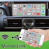Zone de navigation GPS de voiture Android 6.0 Interface vidéo multimédia pour Lexus est 2014-2017