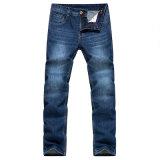 Os homens de moda' S Calças Lazer calças de ganga Casual Jeans Slim