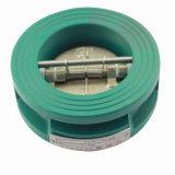 L'acciaio inossidabile termoresistente della valvola di ritenuta ha flangiato valvola di ritenuta
