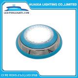 RGB LED luces de la piscina bajo el agua