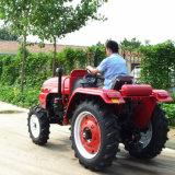 4車輪の農業の小型トラクター30HP 4WDのトラクター