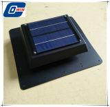 12 В постоянного тока солнечных чердак вентилятор с 5W панель солнечной системы и PP материала