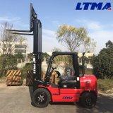 Ltmg 3 toneladas de diesel de 3,5 toneladas de carretilla elevadora con certificado CE