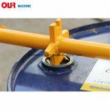 Karretje van de Lift van de Hand van de Trommel van de Olie van het Type van Fabrikant 500kg van China het Ultra Mechanische Hydraulische