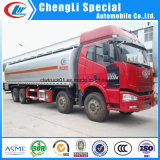FAW 4 차축 30cbm 탄소 강철 액화된 유조선 Refueling 트럭