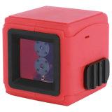 Haz rojo Dust-Proof portátil resistente al agua autonivelante resistente de alta precisión de la Cruz/Nivel láser Láser de línea