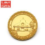 昇進のギフトのカスタム記念の名誉の硬貨の金属の記念品の硬貨