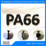 De gewijzigde Gebouwde Plastic PA66 Leverancier van Korrels
