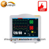 """Certificate Approved 6 of parameter 12,1 """" screen ICU monitor patient monitor"""