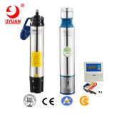 3 Zoll-Anschluss 4 HP-versenkbare Pumpe 3 Phasen-wasserdichte Wasser-Pumpe