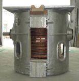 5t de métal four de fusion par induction pour le fer, cuivre, acier, aluminium