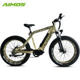 26 inch 8fun Bafang Motor Central Ebike neumático Fat Bicicleta eléctrica