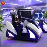 Grau 360 Eléctrico novo simulador de corridas de F1 360 graus do simulador de corridas de automóveis de condução com 3 telas