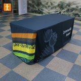 6 футов или 8 футов эластичные полиэфирная ткань стола (TJ-12)