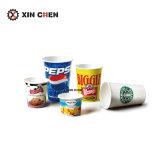 최신 판매 처분할 수 있는 PLA 서류상 커피 잔 기계 싼 가격