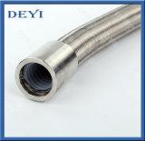Tubo flessibile Braided flessibile sanitario dell'acciaio inossidabile PTFE