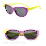 Software de segurança de silicone óculos infantis e óculos de sol do bebé