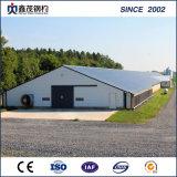 Estructura de acero prefabricados edificios de almacenes industriales