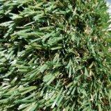 Naturale come l'erba artificiale del tappeto erboso per la decorazione del giardino