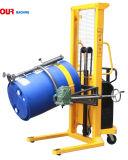 Hand Manual Rotation 180 Degree、Drum Lifter Cum Tilter Yl520Aの520kgマルチFunction Electric Drum Dumper