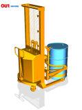 520kg力の回転を用いる多機能の電気ドラムダンプ180度、Tilter Yl520付きのドラム揚げべら