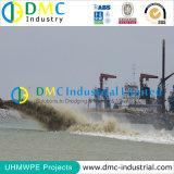 UHMWPE 구조망과 바다 계류기구 선창 시스템 공학 사용