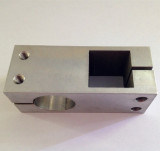 Le carbure/tungstène/acier partie la pièce de usinage en métal de commande numérique par ordinateur de précision de traitement thermique