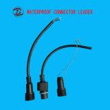 よの中国男女の2 Pin 3 Pin 4 Pin防水LEDのコネクター