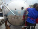 Les mesures sanitaires fermenteur de fermentation du vin en acier inoxydable réservoir (l'ACE-FJG-M1)