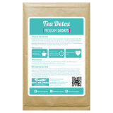 De kruiden Thee van Detox van het Verlies van het Gewicht (14 - het programma van de dag)