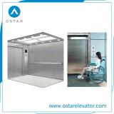 1600kg 병원 엘리베이터, 의학 침대 엘리베이터, 전송자 엘리베이터