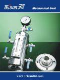 二重機械シールの補助システムAPI682圧力貯蔵所、シールタンク、流動障壁
